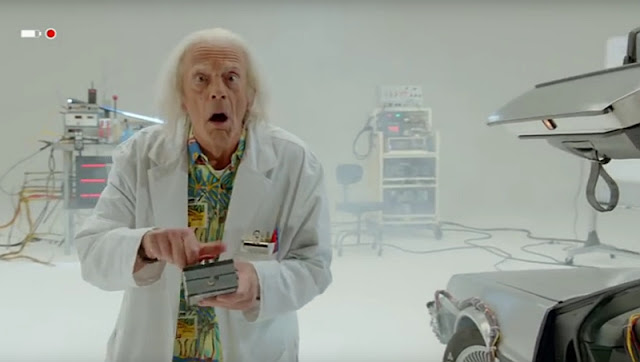 Back to the Future - Doc Brown Saves The World | Teaser