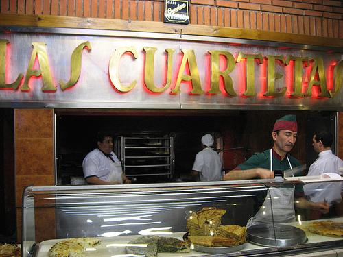 ¿Los mejores lugares para comer en Buenos Aires?