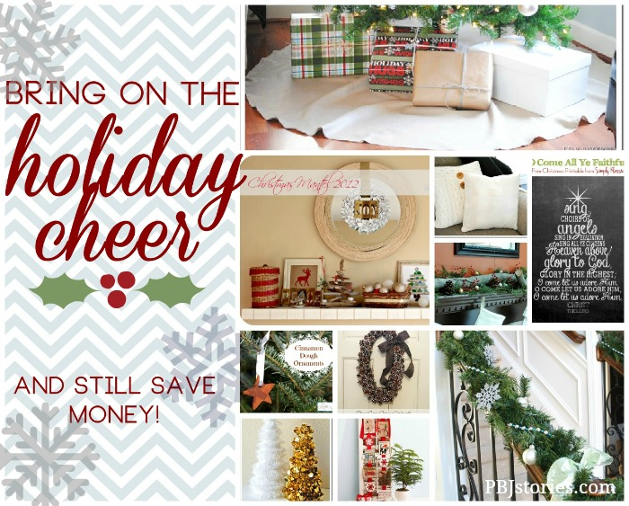 Ways to save while decorating for the holidays