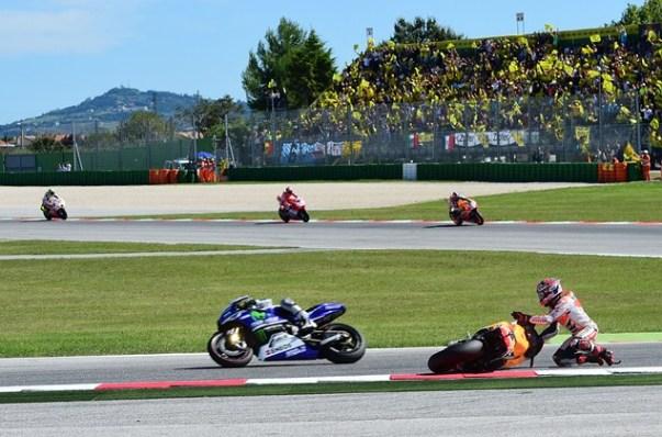 Jelang MotoGP Misano 2015: Marquez Keluhkan Kondisi Sirkuit
