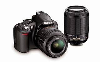 harga Nikon D3100 terbaru