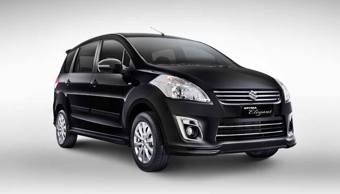New Suzuki Ertiga Elegant Plus