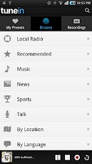 TuneIn Radio Pro v6.0