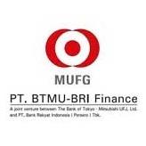 Logo PT BTMU-BRI Finance