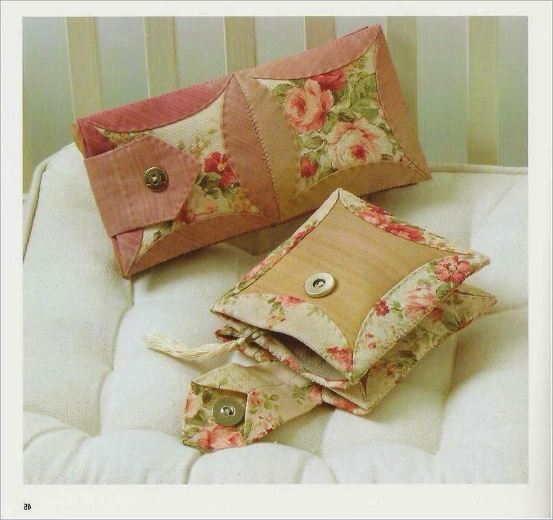 Сумки-печворк с выкройками. Bags-patchwork with patterns. DIY tutorial
