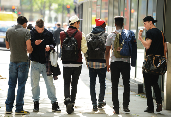 My Style Ramblings London Collections Men Street Style
