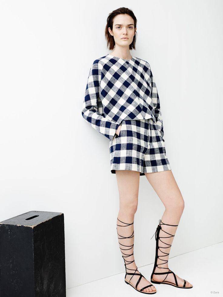 Zara Spring/Summer 2015 Lookbook