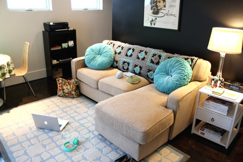 My Little Living Room Tour One Social Girl