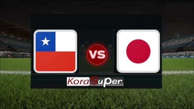 شاهد لِإِيف HD مباراة اليابان VS شيلي بث مباشر 18-06-2019 كورة أُونْلايْن