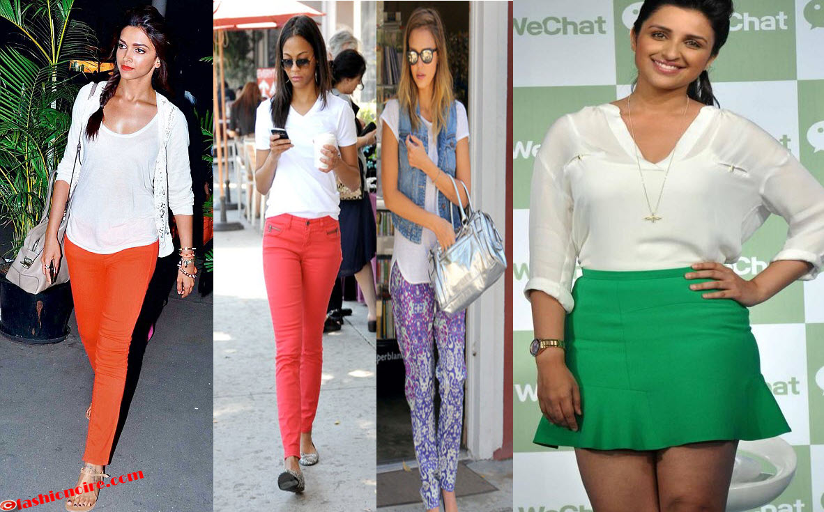 Wear White Like a Chick-Wardrobe Gyan