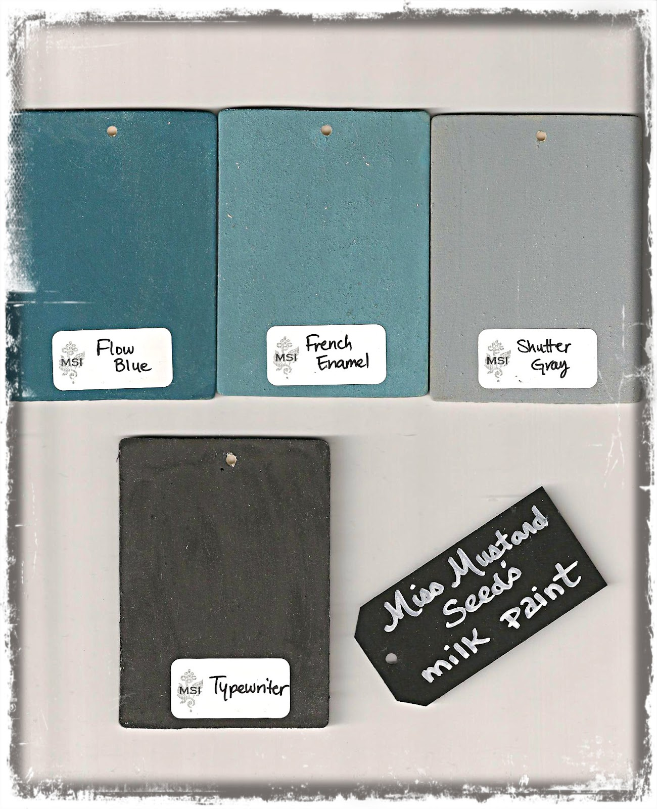 Announcing Miss Mustard Seed Milk Paint