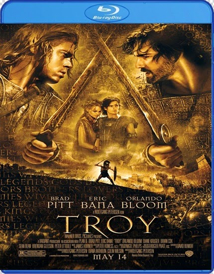 Troy 2004 TC Hindi Dubbed Dual BRRip 480p 400MB