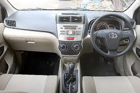 Toyota All New Avanza Specification