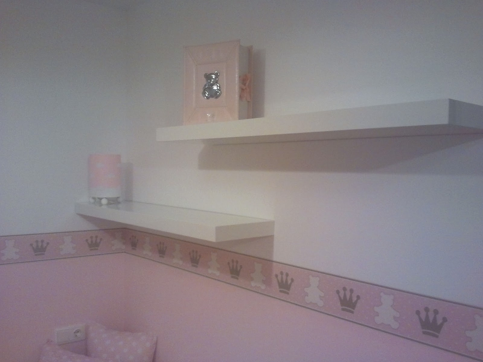 Leroy merlin estanterias de pared beautiful latest for Decoracion habitacion infantil leroy merlin