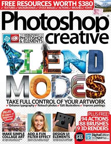 Photoshop Creative Magazine Issue 128 2015