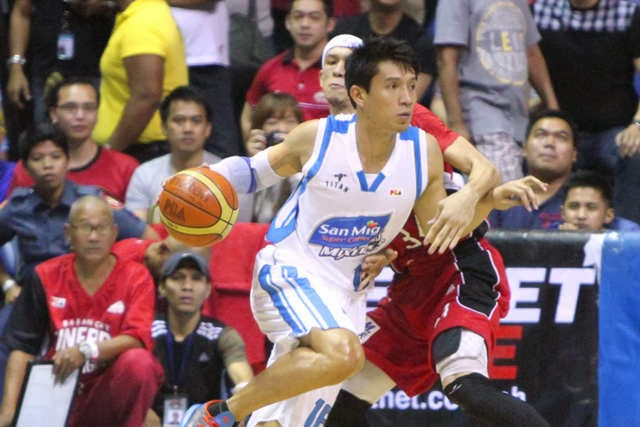 Big Game James sparks San Mig Coffee over Ginebra