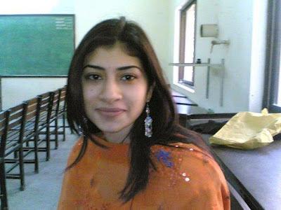 Multan BZU Girl