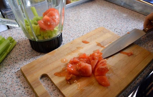 Zupka harira pomidory