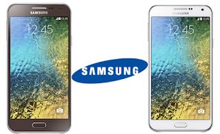 Spesifikasi Samsung Galaxy E5 dan Galaxy E7 Terbaru