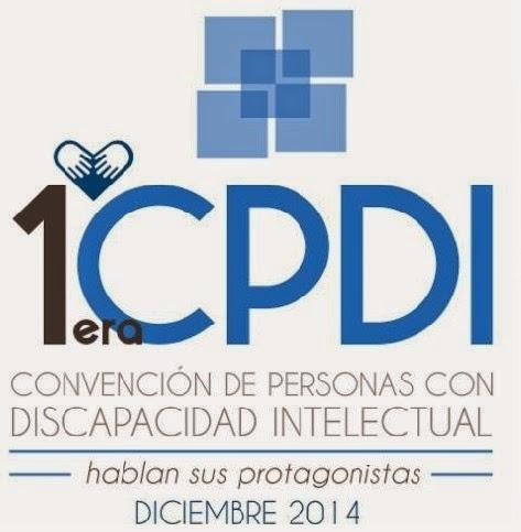 1era Convención de personas con discapacidad intelectual