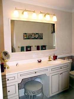 Bathroom Vanities  Tops on Vanities For Bathrooms  Vanity Lighting Bathroom