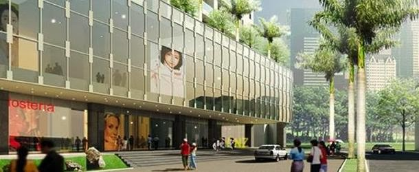 Trung tâm thương mại căn hộ Sunny Plaza