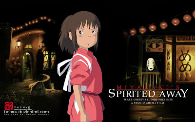 Spirited Away Subtitle Indonesia - Anime 21