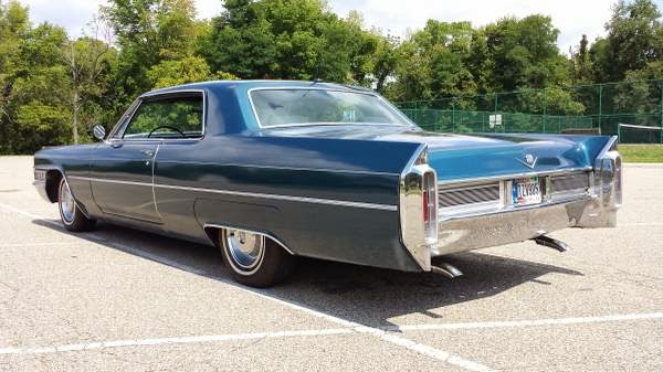 1965 cadillac coupe deville auto restorationice. Cars Review. Best American Auto & Cars Review