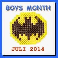 Jeg deltager i boys month.
