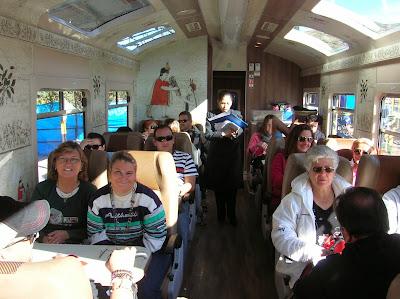Vagón del tren al Machu Picchu, Perú, La vuelta al mundo de Asun y Ricardo, round the world, mundoporlibre.com