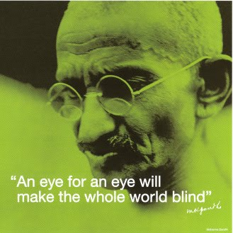 "Mohandas (""Mahatma"") Gandhi"