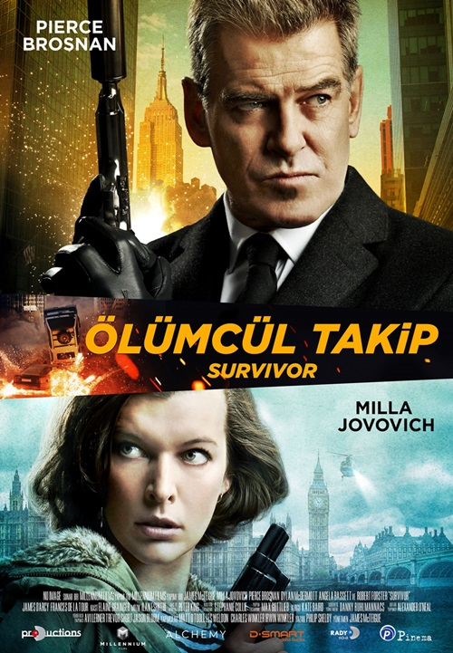 Ölümcül Takip (2015) Mkv Film indir