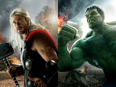 Hulk podría aparecer en 'Thor: Ragnarok'