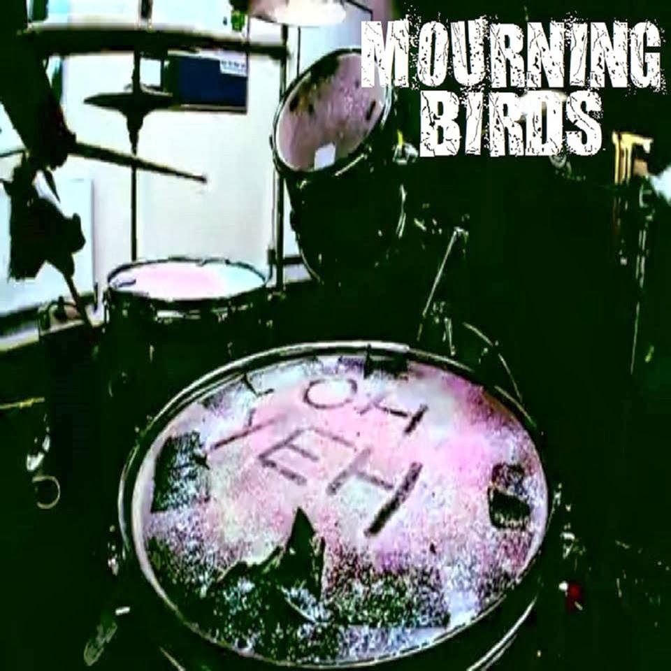 Mourning Birds - new year, new recordings, new live shows
