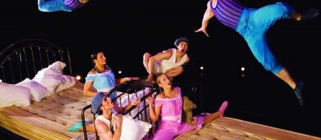 Burguscircus le cirque du soleil d barque sur l le seguin - A quelle heure le soleil se couche aujourd hui ...