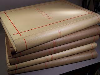 La Maison Quantin. Œuvres de Titien, Holbein, Van Dyck, Boucher, Barye… dans Bibliophilie, imprimés anciens, incunables Quantin%2Bin%2Bfolio%2B011