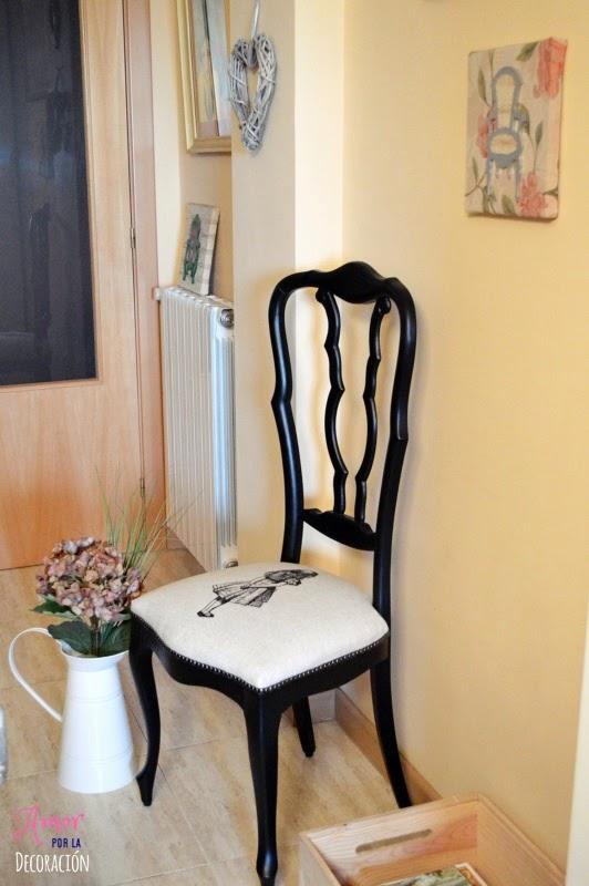 Tuneo silla 2 parte amor por la decoraci n for Sillas para habitacion matrimonio