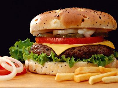 Manfaat dan Bahaya Makanan Cepat Saji