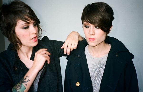 Sorry, that Tegan and sara hot