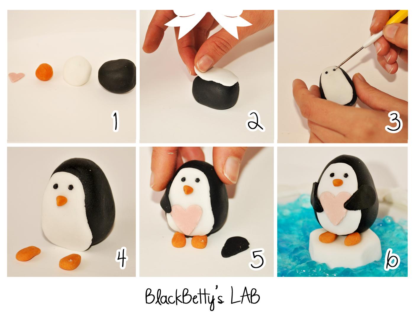 Поделки пластилина инструкция