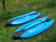 Youth sit-on-top kayaks