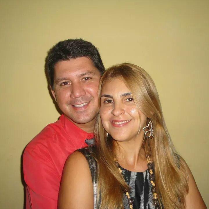 Eu e minha amada