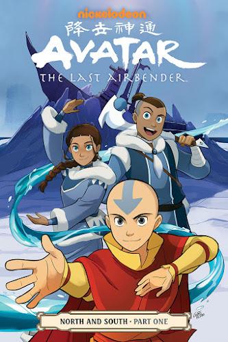 Nova graphic novel de Avatar: O Último Mestre do Ar irá ser lançada ainda em 2016