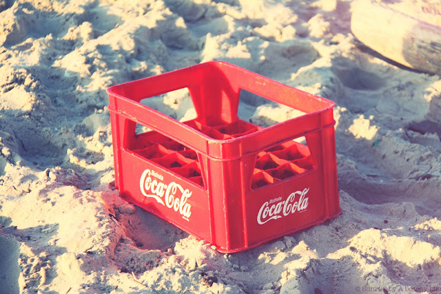 sunset,hossegor,coca cola