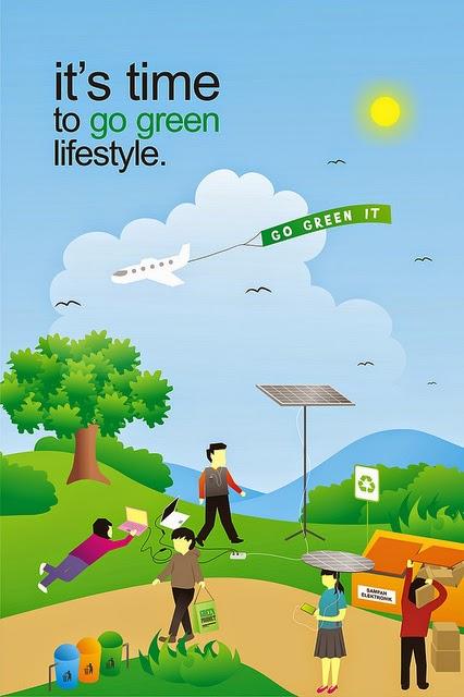 Gambar Tentang Lingkungan