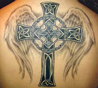 Celtic Cross Tattoos