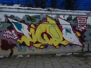 Graffiti, Streetart, Urbanart in München