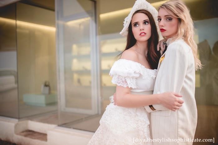 photography, fashion blog, texas blog, photography, fashion, editorial, prada marfa, vintage, wedding, 1950's, bride, groom, models, style, outfit