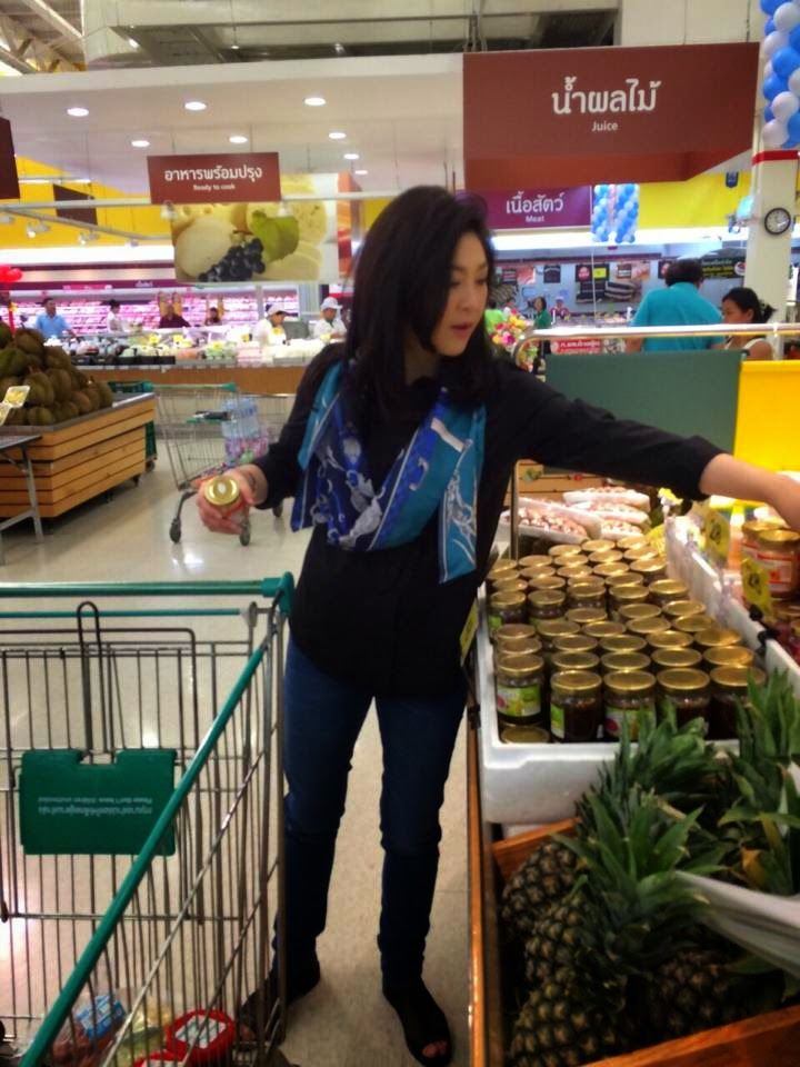 ออกช็อปปิ้งซื้ออาหาร กับข้าวเข้าบ้าน ที่โลตัส สาขาเลียบทางด่วนฯ