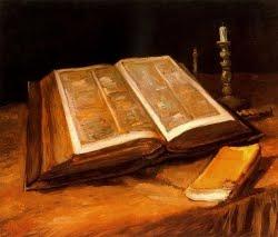 Natureza morta com Biblia - 1885